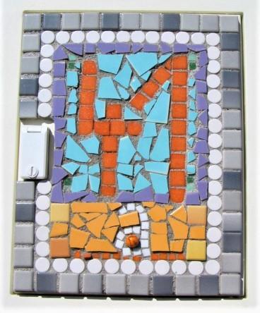 Hausnummer Micha (2)